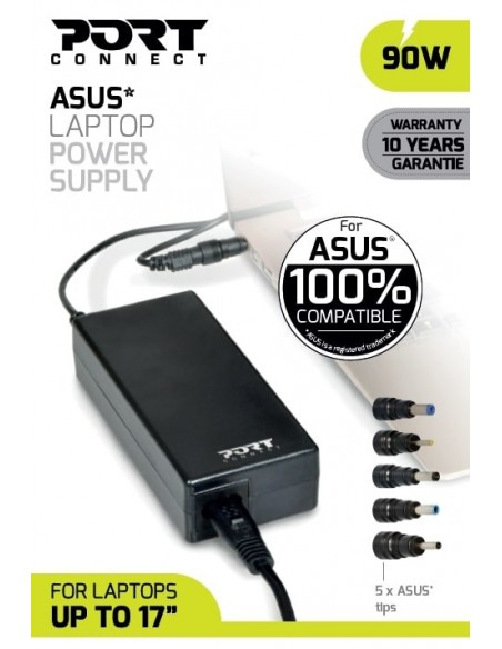 Chargeur voiture2 USB + LIGHTNING - 2.4A+1A
